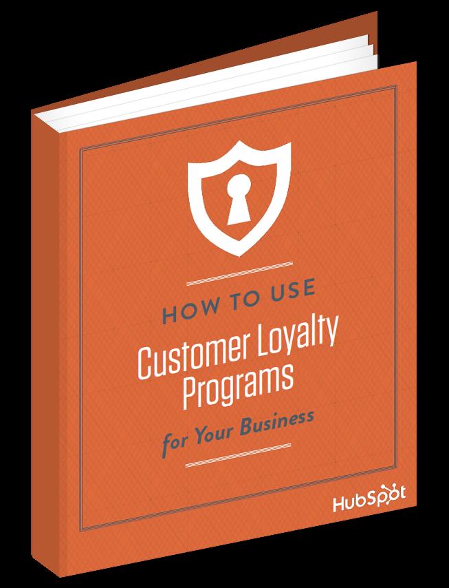 Customer Loyalty Programs Ebook