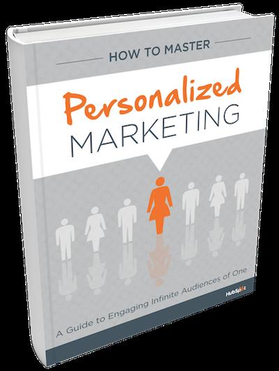 Master Personalized Marketing