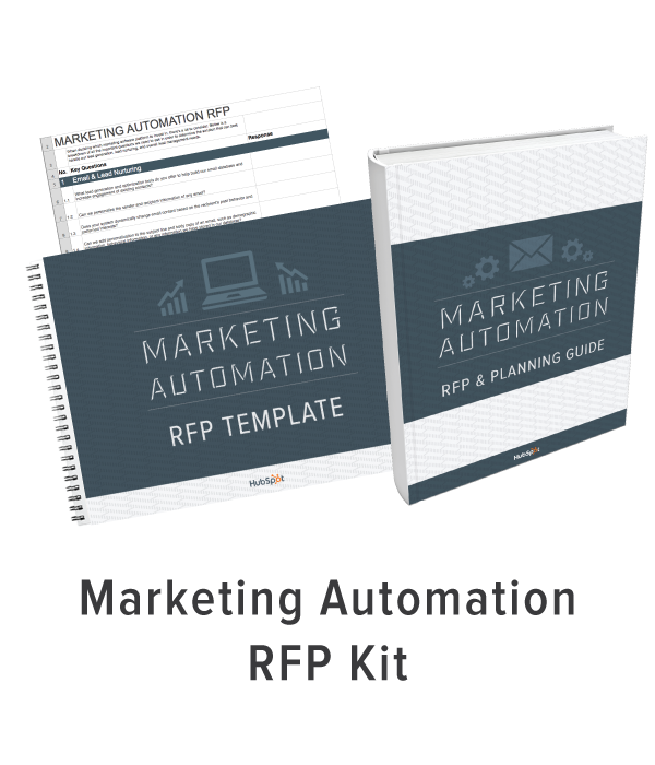 Marketing Automation RFP Kit