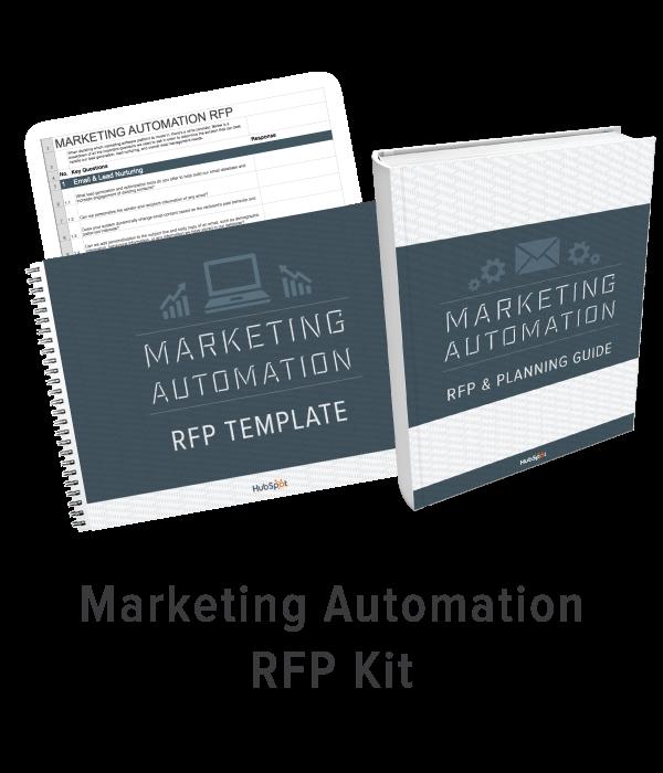 Marketing Automation RFP Kit