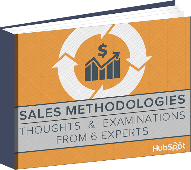 sales methodologies ebook