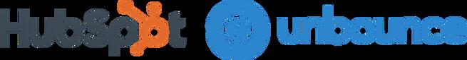 HubSpot + Unbounce Logo