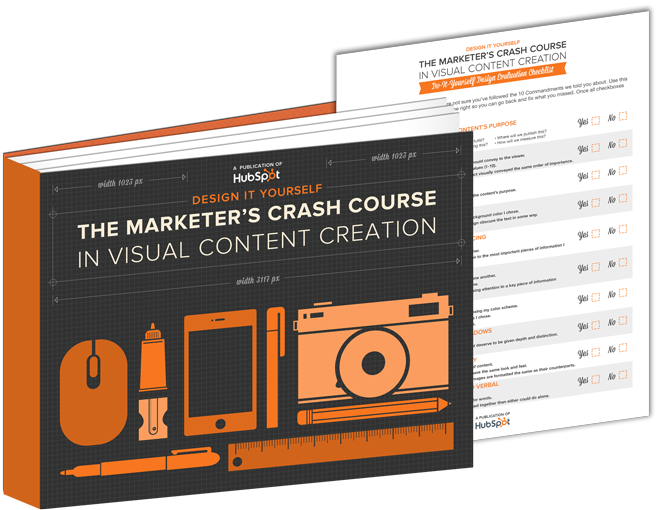 Marketer's Crash Course in Visual Content Creation