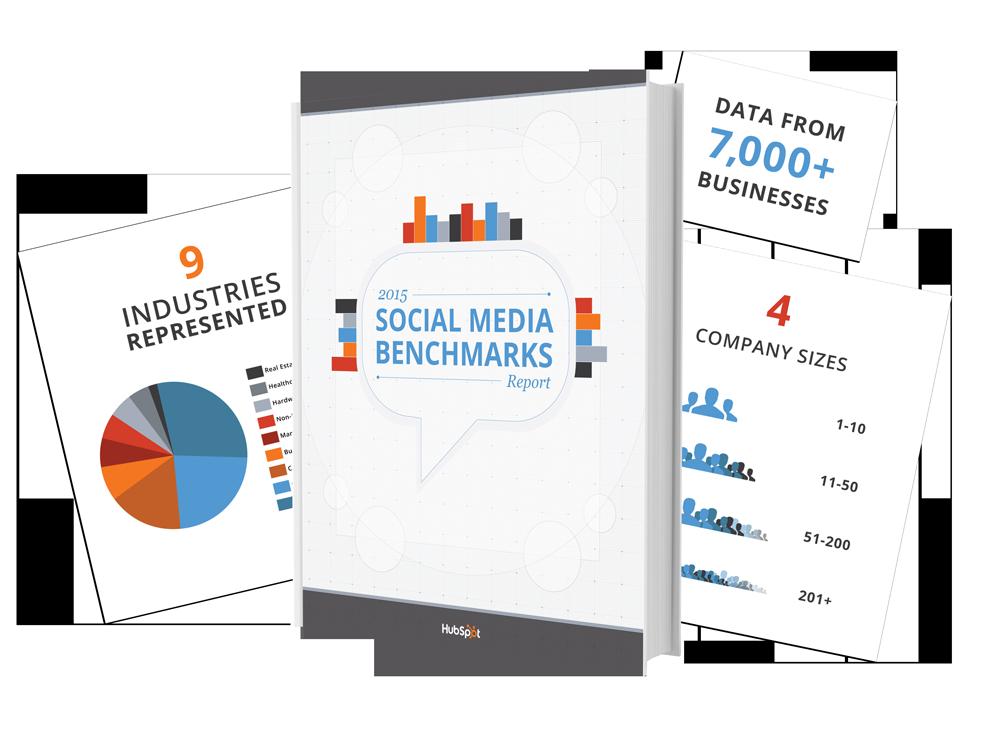 2015 Social Media Benchmarks Report