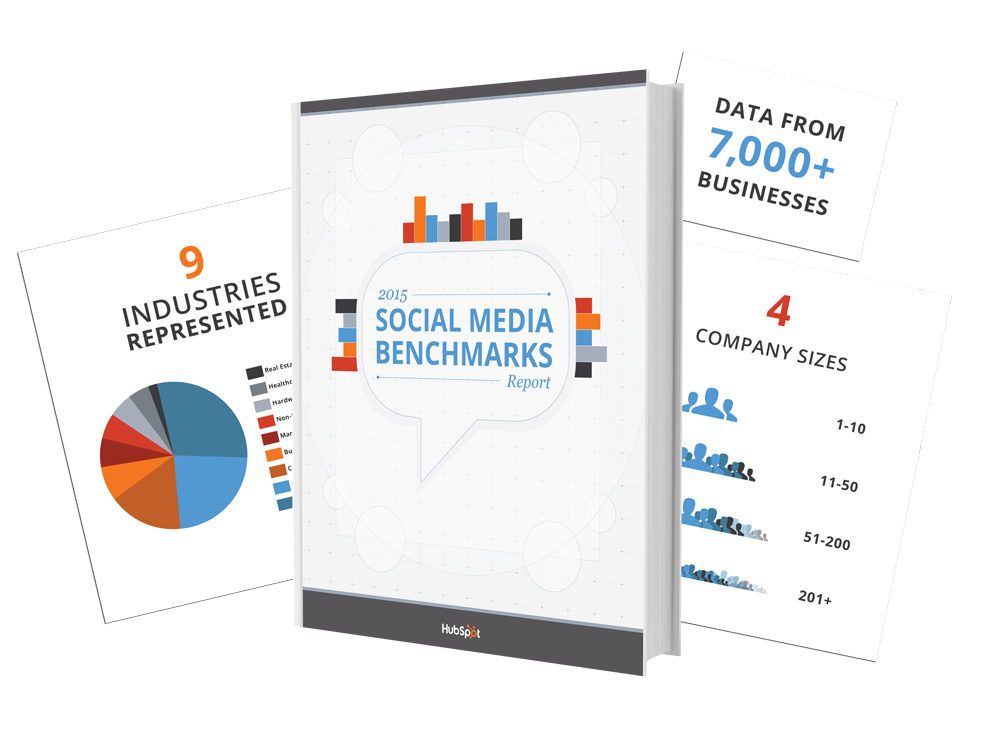 2015 Social Media Benchmarks Report