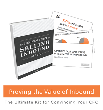 Proving the Value of Inbound: The Ultimate Kit for Convincing Your CFO
