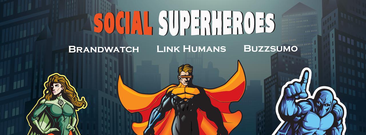 Social Super Heroes