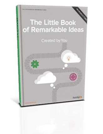 The Little Workbook of Remarkable Content Ideas