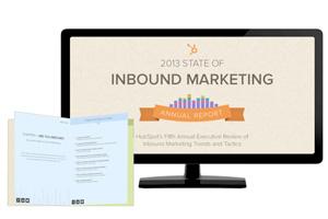 2013 State of Inbound Marketing