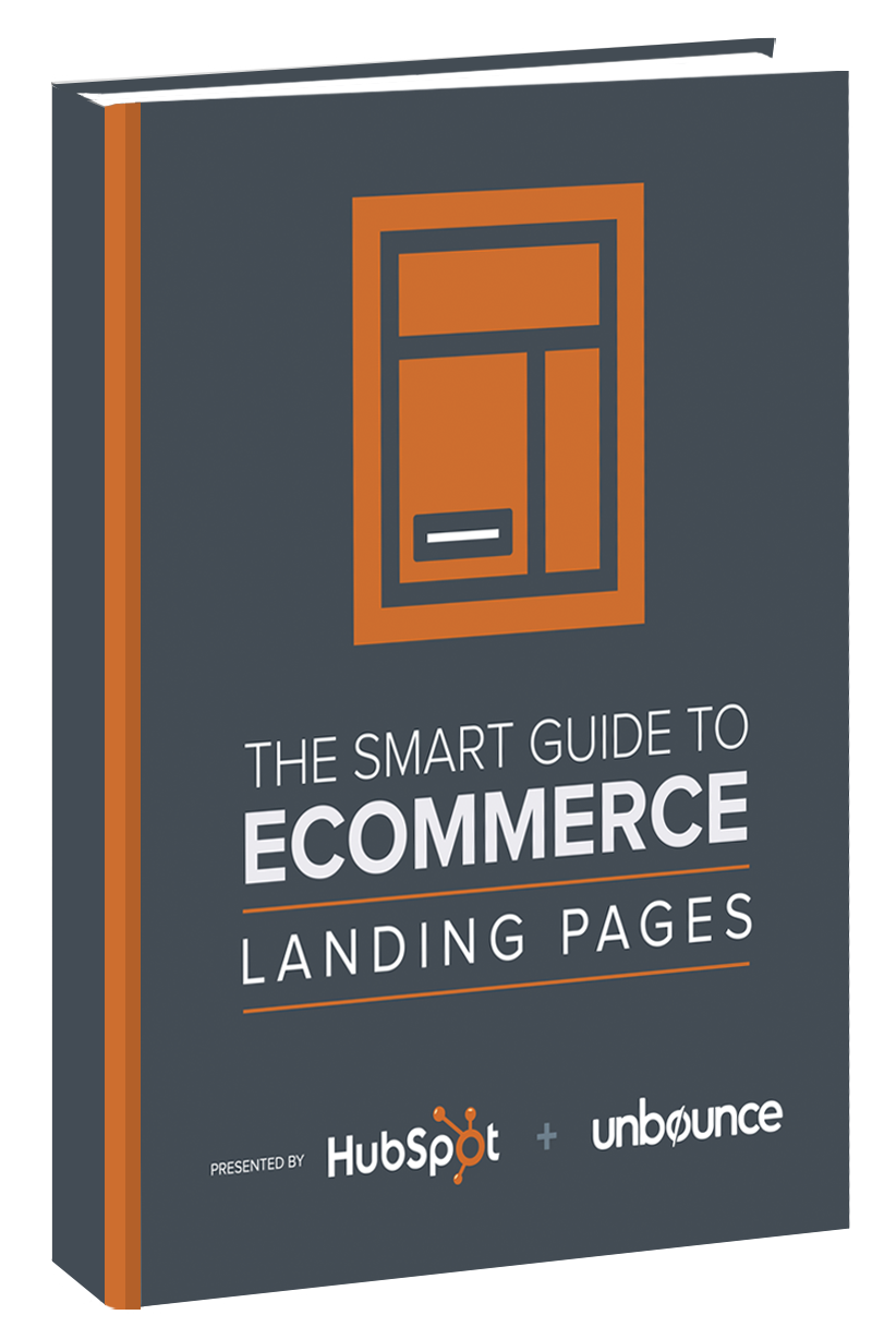 The Smart Guide to Ecommerce Landing Pages