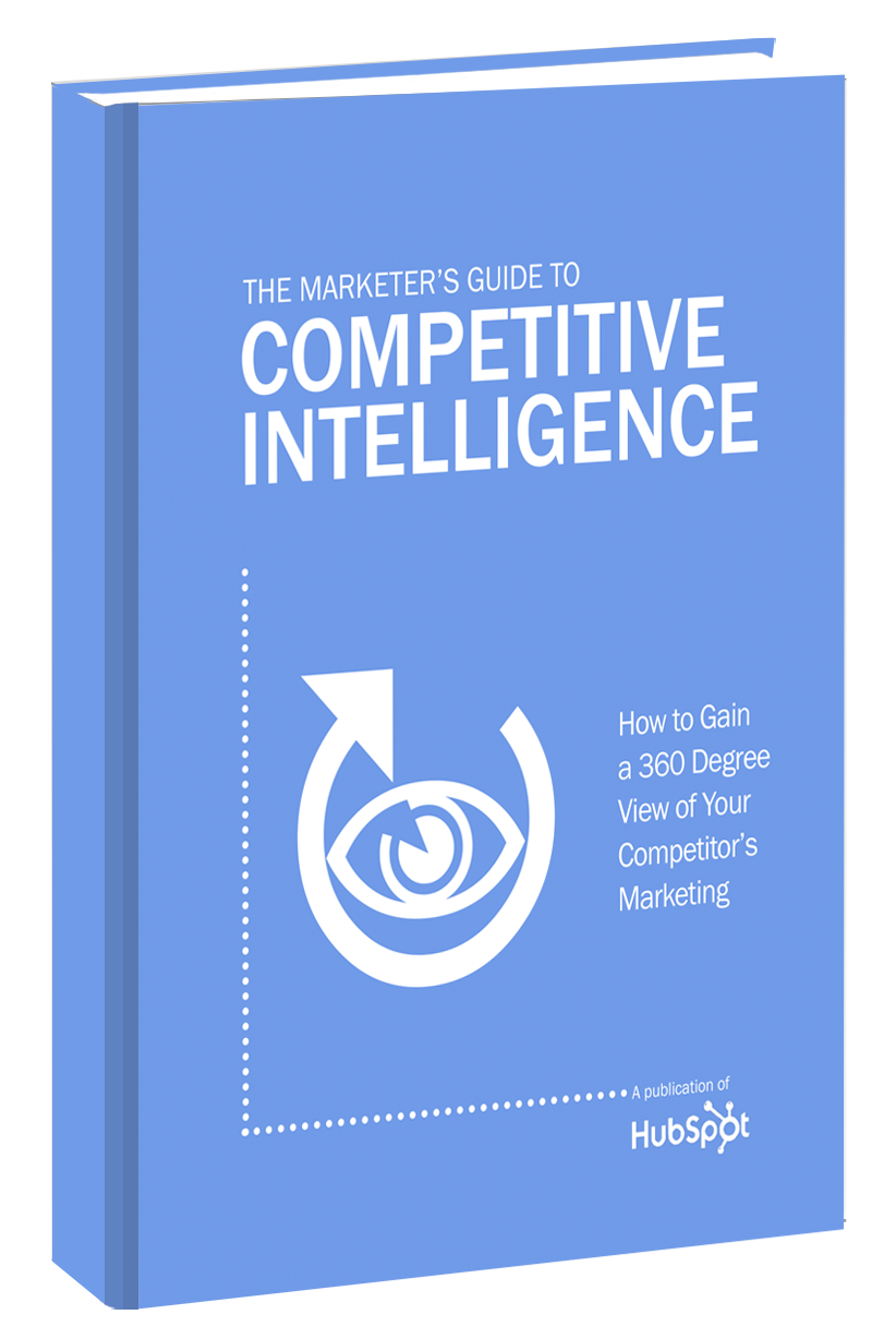The Marketer's Guide to Competitive Intelligence