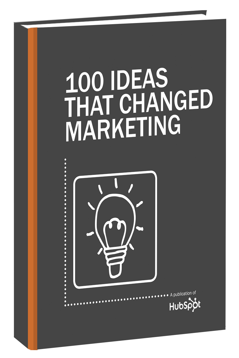 100 Ideas that Changed Marketing