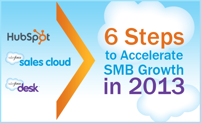 6 Steps to Accelerate SMB Growth in 2013