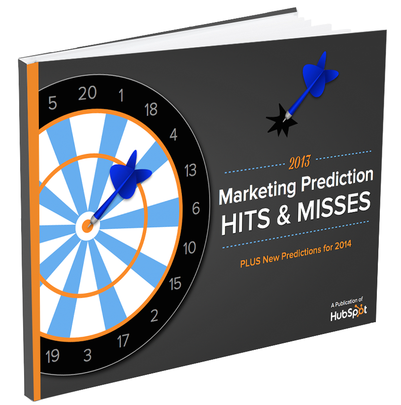 2013 Marketing Hits & Misses
