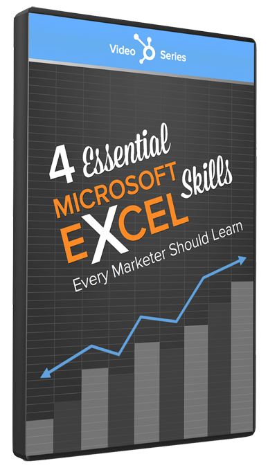 4 Essential Excel Skills Every Marketer Should Learn