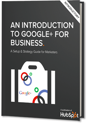 An Introduction to Google+ For Business