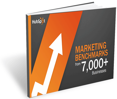 Marketing Benchmarks from 7,000+ Businesses