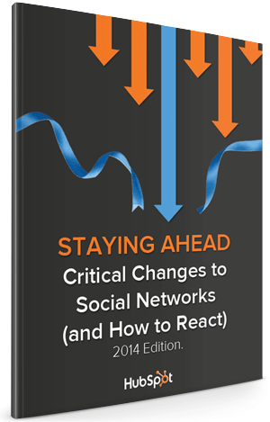 Critical Changes to Social Networks - 2014 Edition