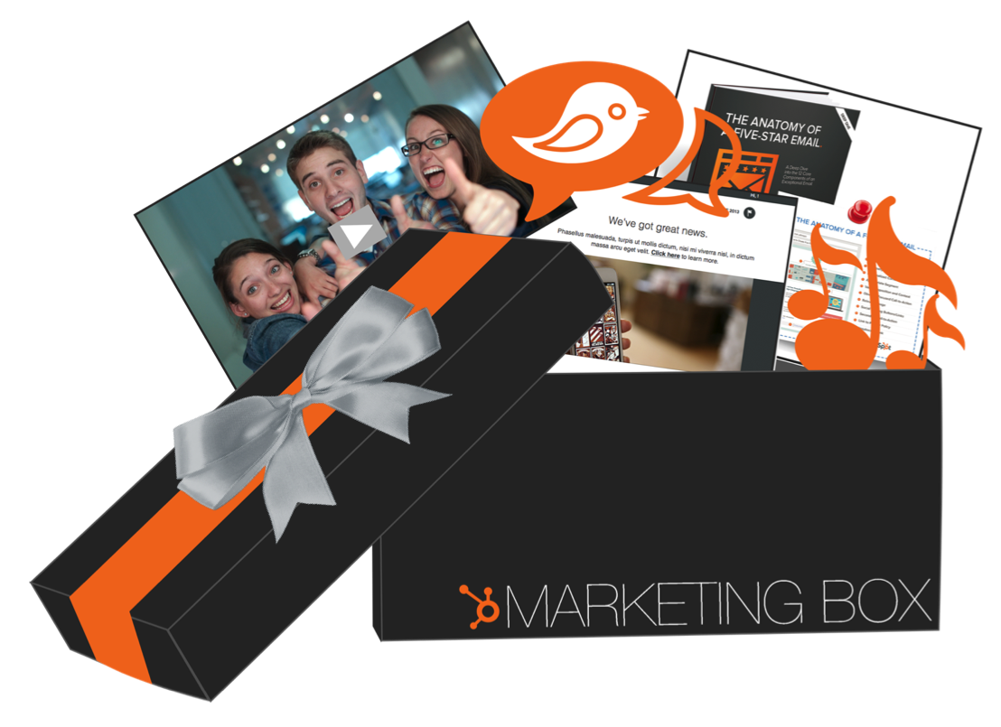 Marketing Box