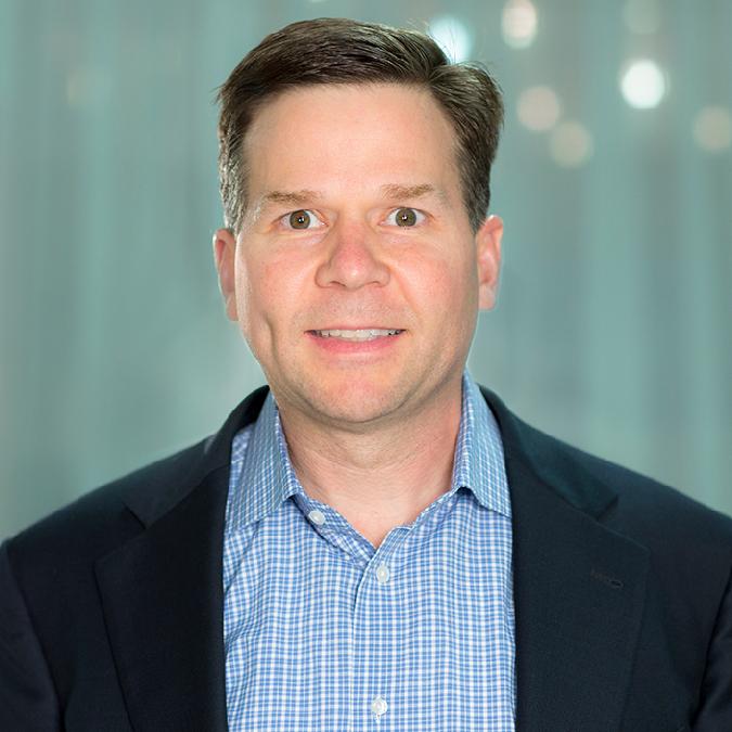 John Kinzer, CFO
