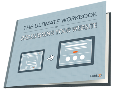 The Ultimate Workbook for Redesigning Your Website