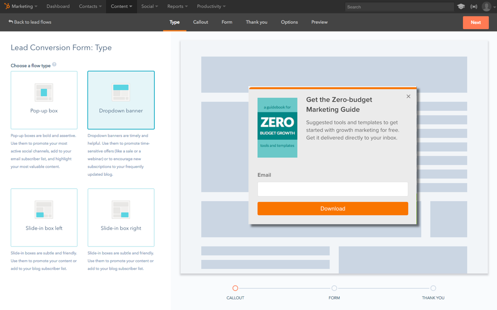 HubSpot Marketing Free - Capture, Track, and Convert Leads for Free.