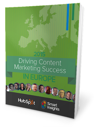 Driving content marketing success in Europe