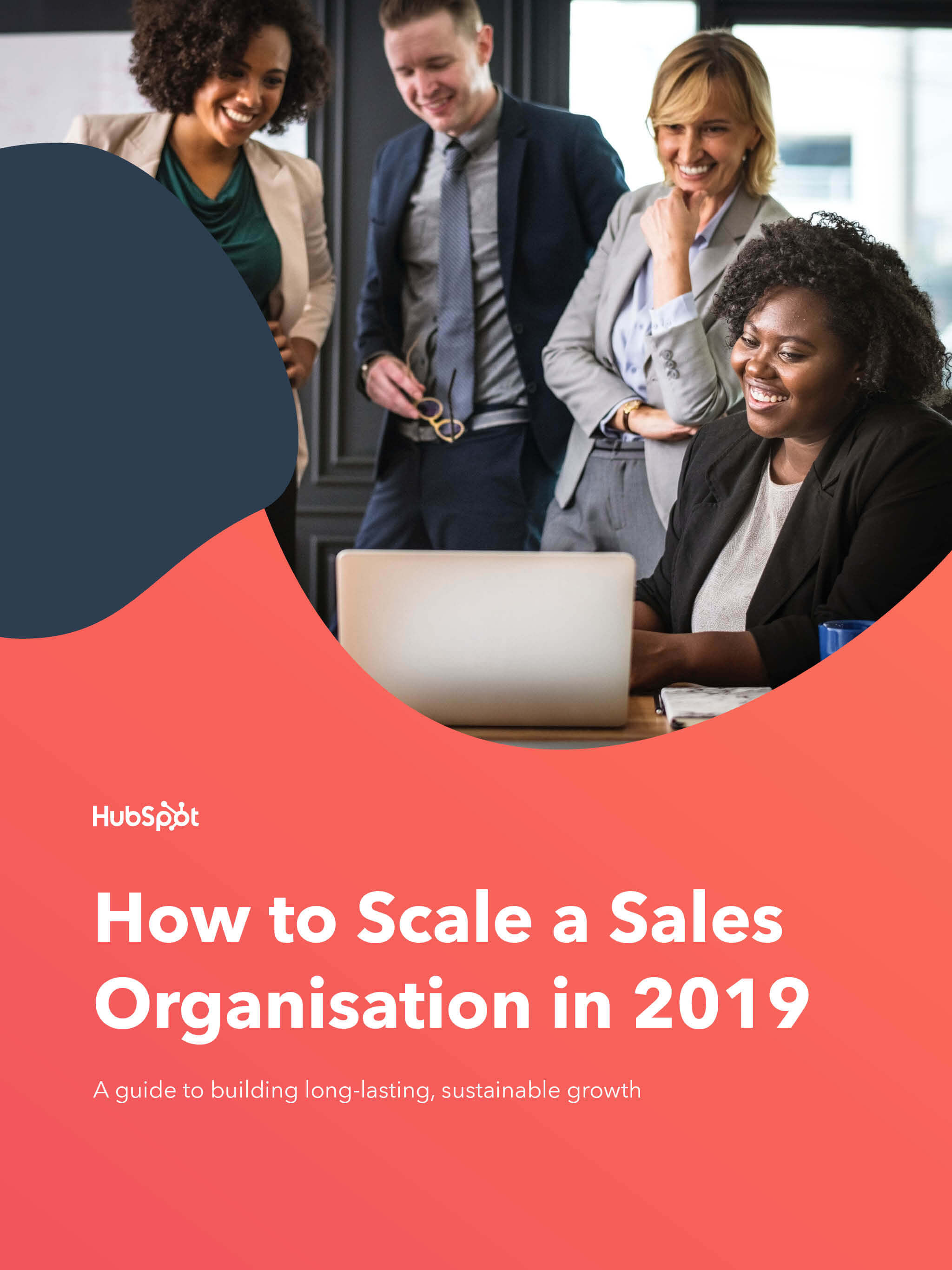 How to Scale a Sales Organisation 1