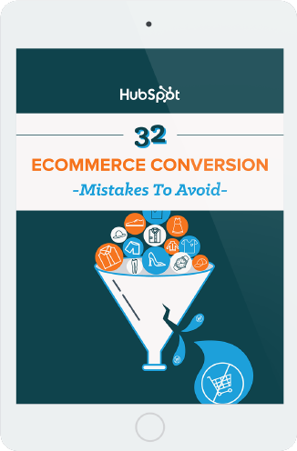 32 Ecommerce Conversion Mistakes to Avoid-Free Ebook