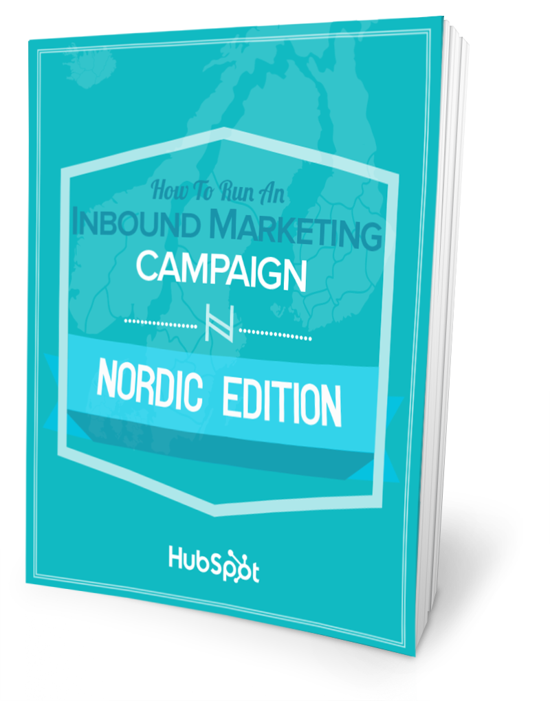 How To Run an Inbound Marketing Campaign [NORDIC]