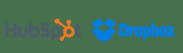 HubSpot and Dropbox