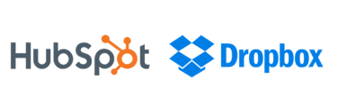 HubSpot and Dropbox