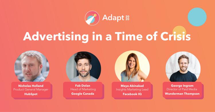 advertising adapt webinar