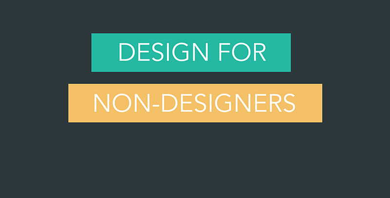 Design for Non-designers workshop