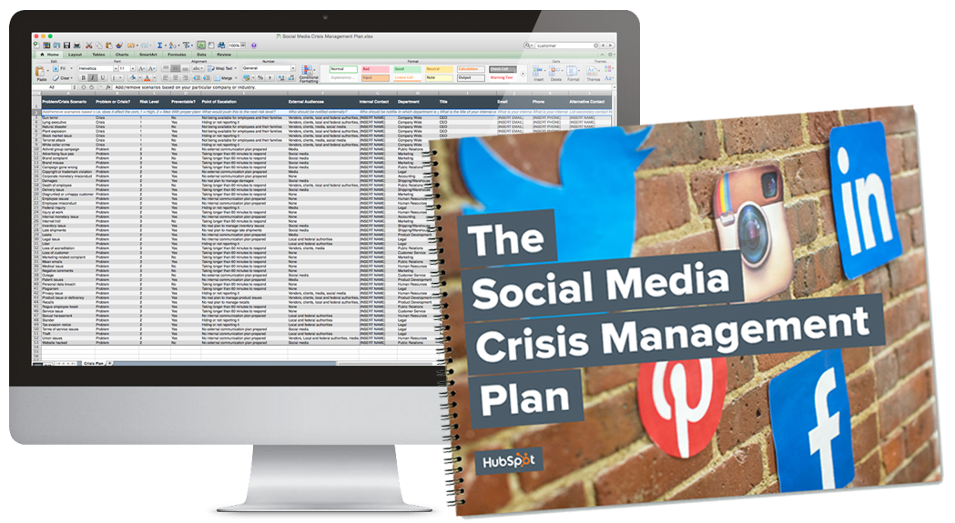 HubSpot Social Media Crisis Management Plan