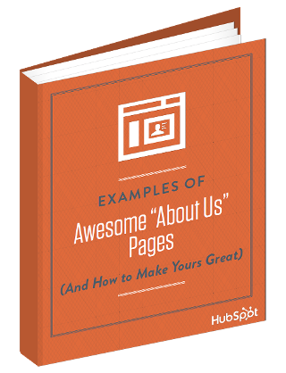 About Us Page Examples