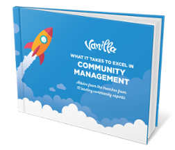 How to Excel in Community Management