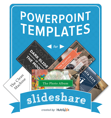 free powerpoint templates for killer slideshare presentations