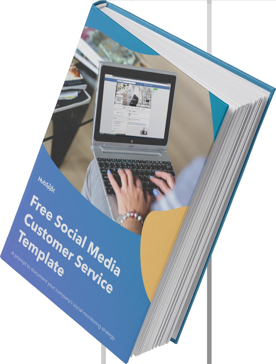 Social Media Customer Service Template