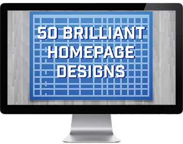 How to Design a Website: 50 Brilliant Homepage Designs
