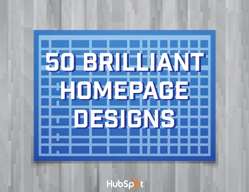 How to Design a Website - 50 Homepage Designs 1