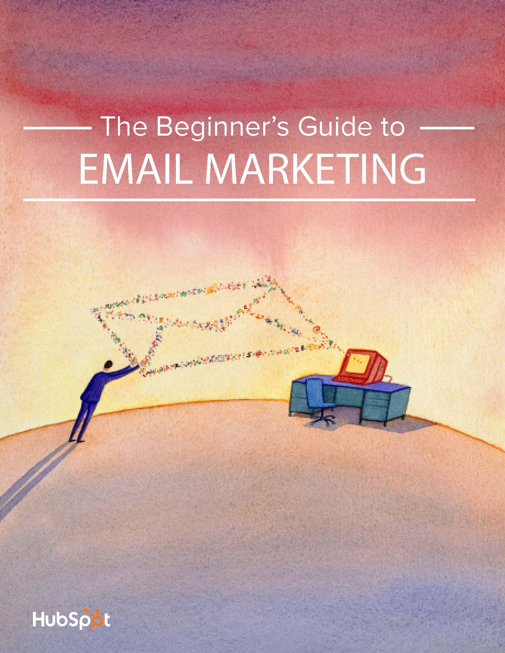 Beginner's Guide to Email Marketing Cover