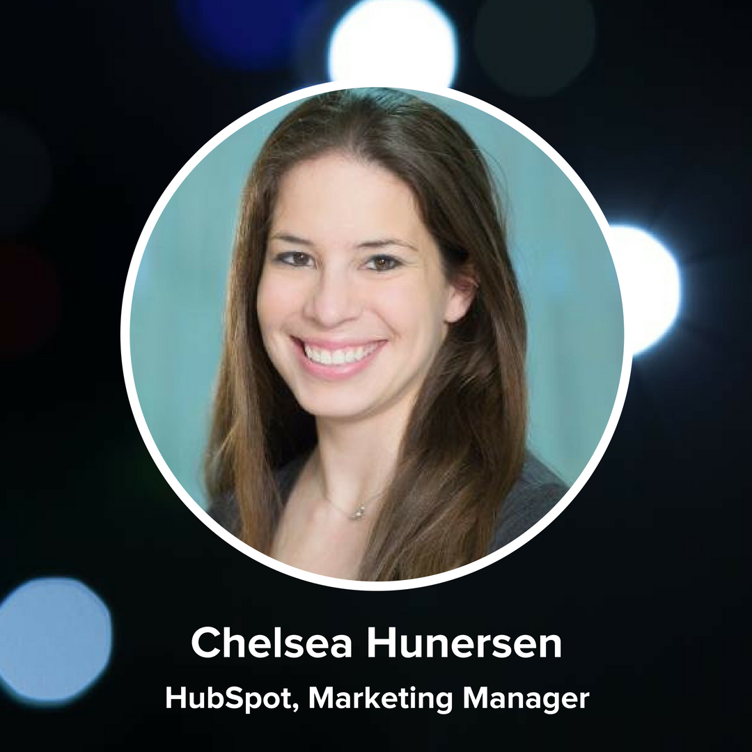 Chelsea from HubSpot