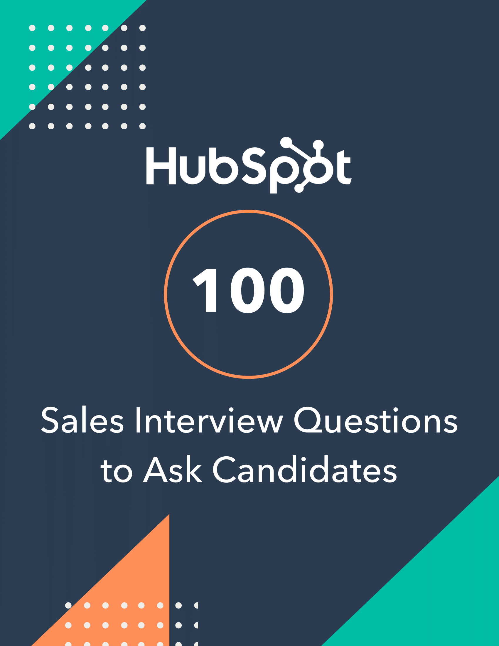 Sales Interview Questions