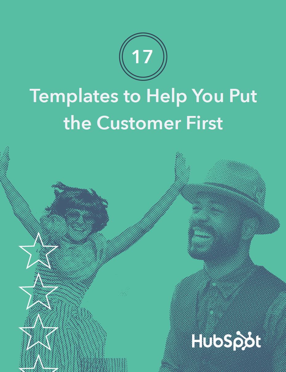 Customer First Templates