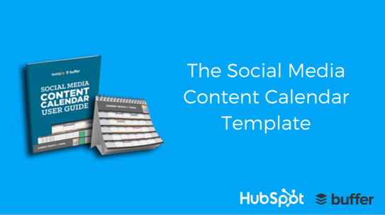 the social media content calendar manage your updates
