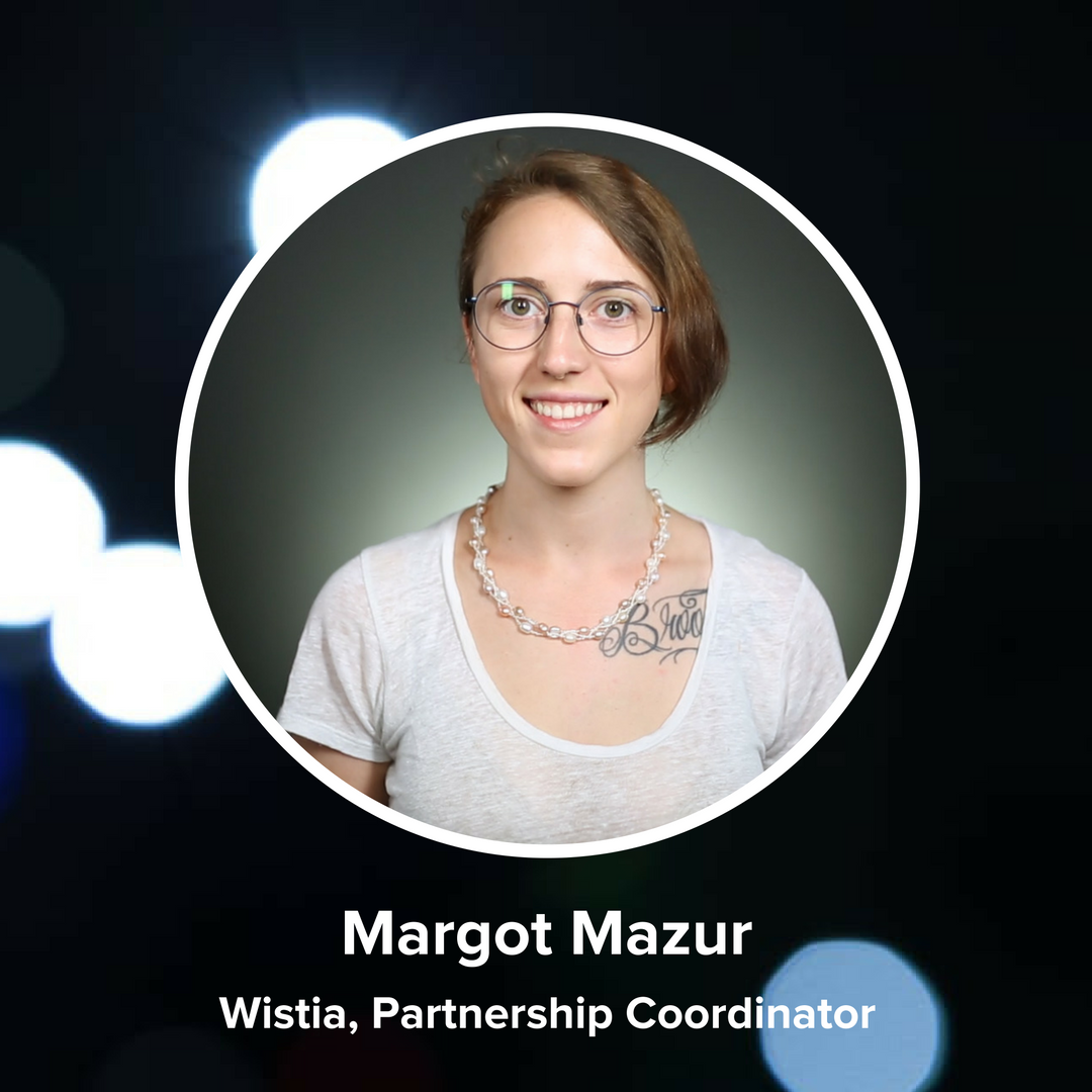 Margot from Wistia