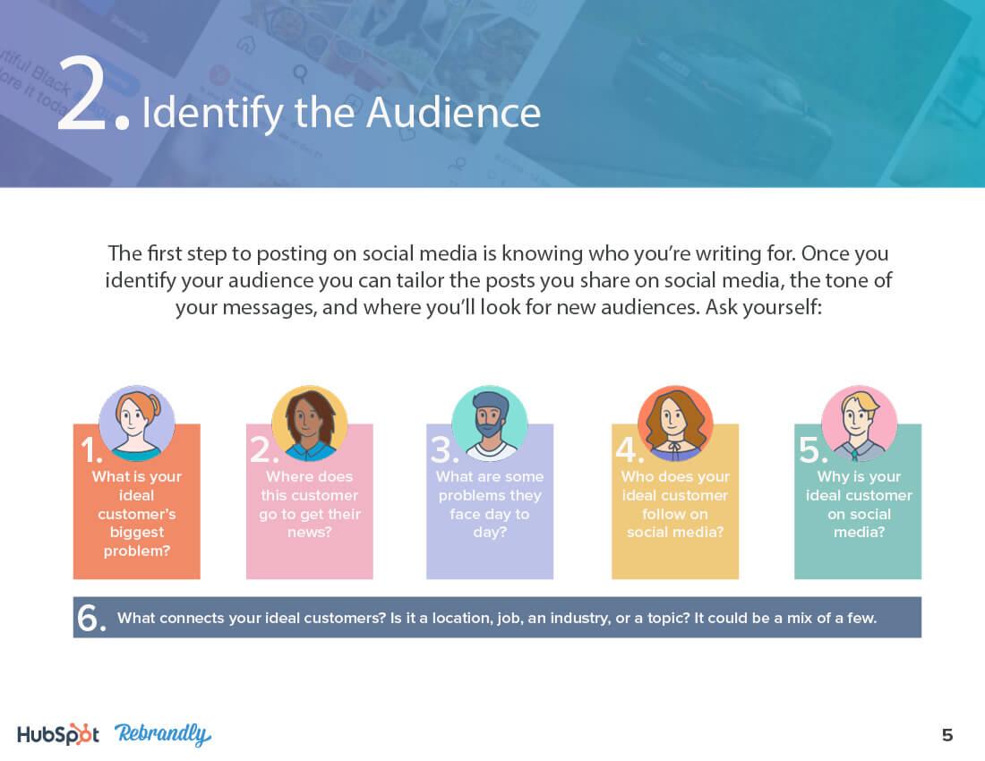 2019 Social Media Checklist 4