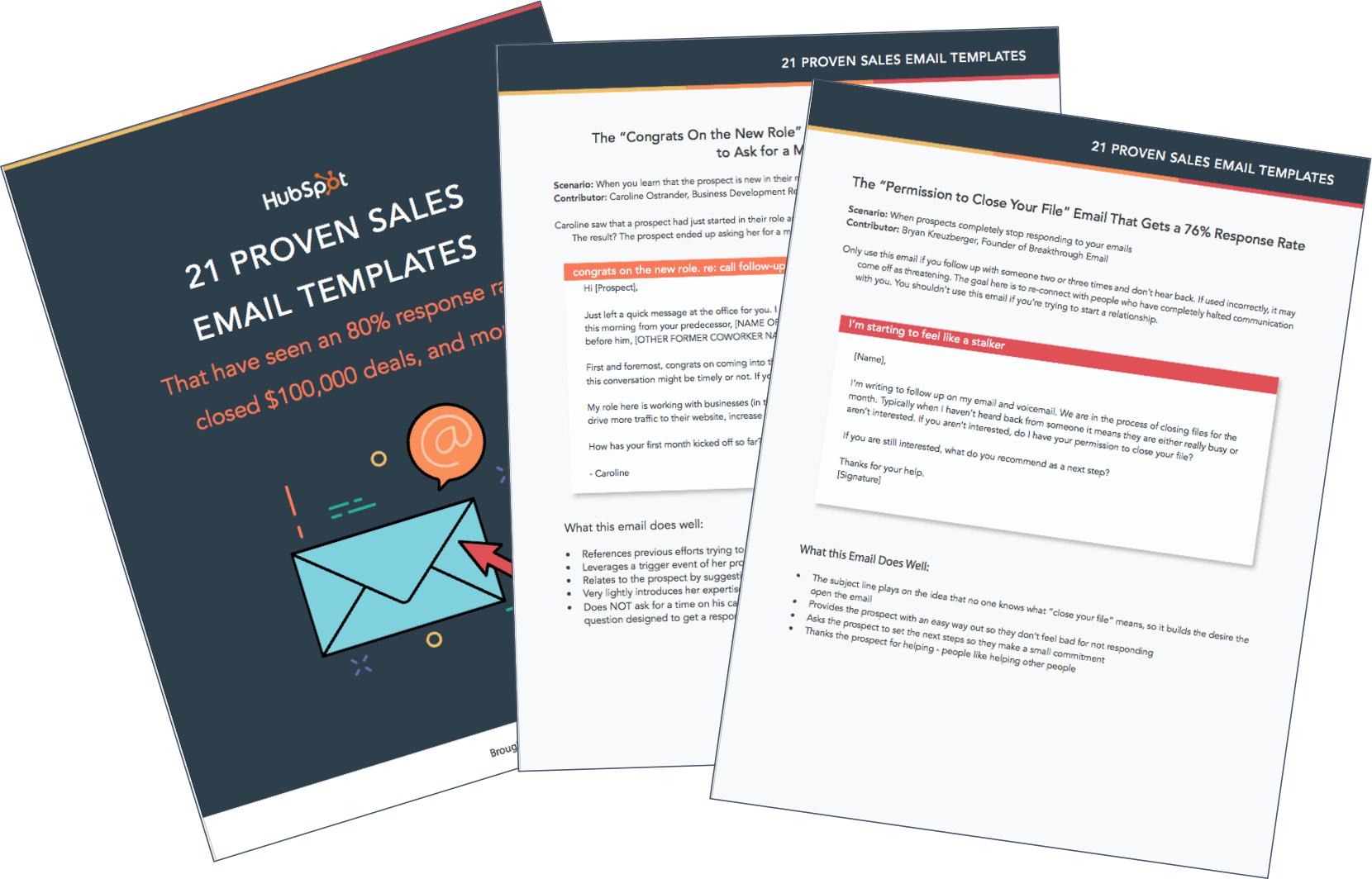 21 Proven Sales Email Templates