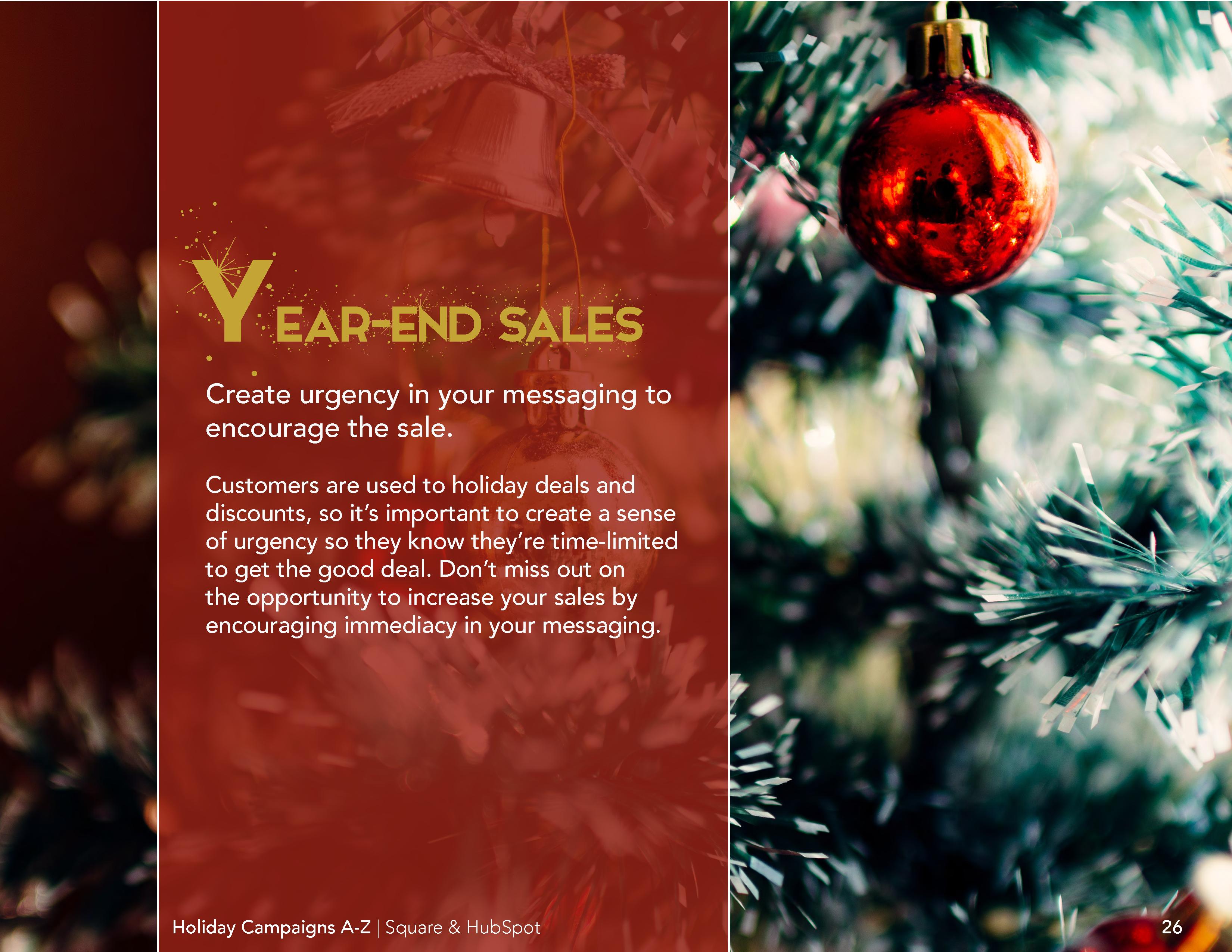 Holiday Marketing Campaign Ideas A-Z